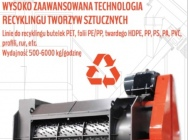 Recycling lines for plastics - manufacturer Rolbatch GmbH
