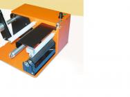 Przemysłowy dyspenser Sed02 etykiet samoprzylepnych/etykieciarka