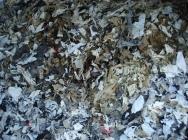Folia przemiałowa LDPE z dodatkiem wełny mineralnej