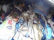 Odpad pojemniki, przykrywki PP