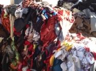 Textiles, Clean materials…
