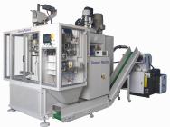 Automat / wytłaczarka / rozdmuchiwarka do tub do zniczy z nawrotem odpadu