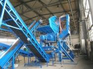 Używana rozdrabniarka 2 wałowa MeWa UC150 HD - 2 x 75 kW
