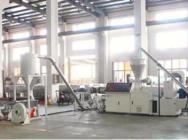 Line for hard PVC granulating…