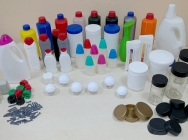 Extrusion blow molding - bottle production - spare capacity