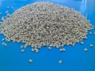 Regranulat PP szary - Ral 7004, wysoka jakość, duże i powtarzalne ilości