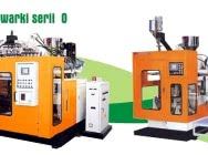 Bottling bottles, blow molding machines for bottles, canisters, tanks, barrels, etc. containers