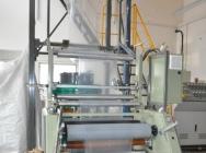 Linia do produkcji rękawa i worka foliowego LDPE