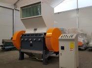 Młyn 55KW Długość Rotora 120CM średnica 42CM Układ Noży V