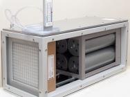Zespół filtracyjny z węglem aktywnym do eliminacj zapachów i szkodliwych oparów