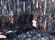 PS/PP odpad wstępnie czyszczony