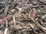 Drewno z recyklingu A1-A3