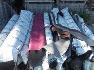 Waste PVC soft