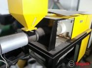 Wytłaczarka laboratoryjna Göttfert fi 45 mm