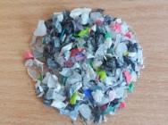 PP/PE materiał czysty bezpośrednio z produkcji.