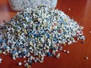 Czysty granulat PVC