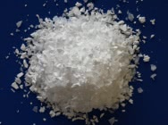 LDPE, regrind, White