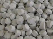 Regranulat poprodukcyjny LDPE biały (ecolean)