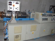 Wytłaczarka dwuślimak. Metalchem 2T9/4,5 do PCV 2004 r. Prod.