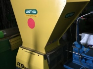 Weima ZM30 4-shaft shredder…