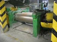 Używana walcarka do gumy 550 x 1500mm