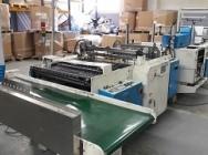 Zgrzewarka automatyczną do worków i reklamówek LDPE i HDPE / Taiwan