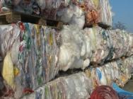 Odpad PP - folia zadrukowana, blister, wypraska - PP 100