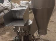 Młynek młyn do tworzyw tworzywa plastiku kabli Trymet T4 silnik 15 kw