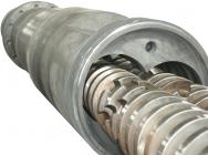 Ślimaki i cylindry do wytłaczarek Weber DS