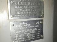 Zagęszczarka Sawa Electronic