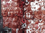 Odpad poprodukcyjny LDPE w belach; foliowy