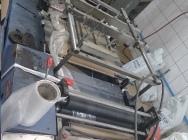 Automat do produkcji rękawicy HDPE