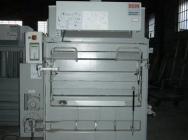 Belownica, prasa do odpadów (dzielona klapa) 4kW - Hsm 500.1VL