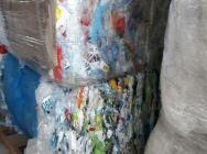 Folię LDPE kolor cena 750 pln/tonę, LDPE niebieska, marketowa, siatki PP poprod.