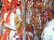Zbelowane worki-siatki na ziemniaki PP poprodukcja