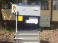 Belownica prasa do foli makulatury kartonu sklepu Artechnic PBe60 230V