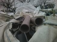 Odpad gilzy PP/PVC