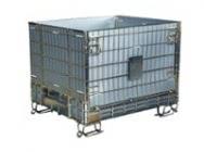 Pojemnik siatkowy typu standard z wypełnieniem z płyty PP
