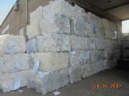 Odpad 150102 PS tacka biały/naturalny