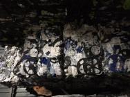 Odpad 150102 PS szpula