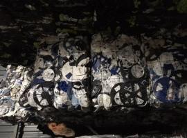 Odpad 150102 PS szpula…