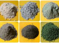 Proszek / puder PE (polietylen) - kolor mix, MFI = 4-11