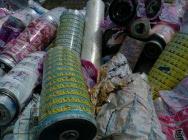 Rolki foliowe mix PP, PE 50 ton