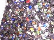 HDPE - kosz - mix kolor - 12 Mg