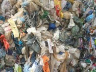 LDPE Coloured - 22 tonne loads - hand picked with no contamination