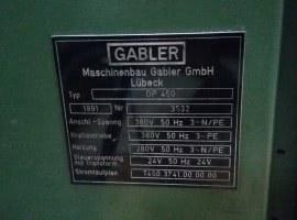 Gabler D450 1991r.
