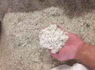 PVC saw dust