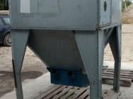 Silos, zbiornik do tworzywa 700 KG
