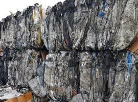 Polypropylene waste
