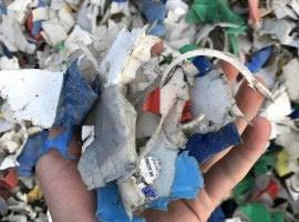 HDPE shred butelka/kanister/IBC…
